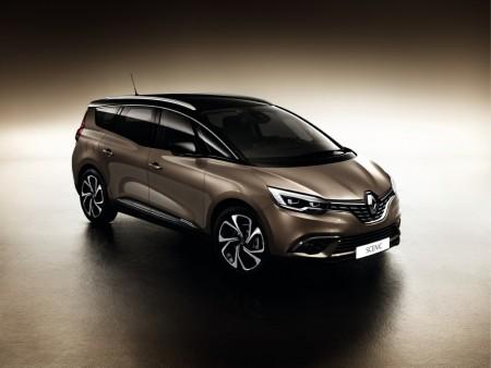 Renault Grand Scenic 2016, el hermano mayor ya ha llegado
