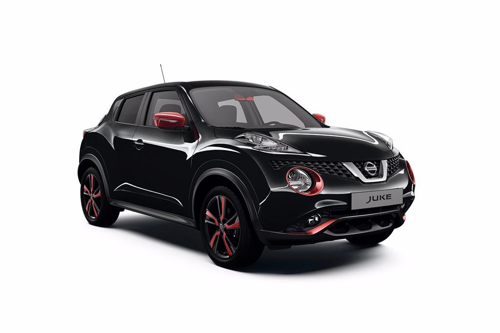Nissan Juke Dynamic, un grado más de exclusividad