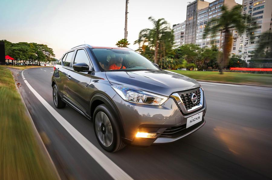 Nissan Kicks, el nuevo crossover global en imágenes y vídeo