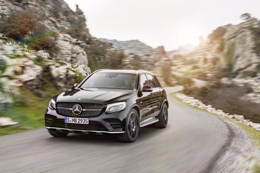 El Mercedes-AMG GLC 43 4MATIC ya tiene precio para España, desde 71.685 euros