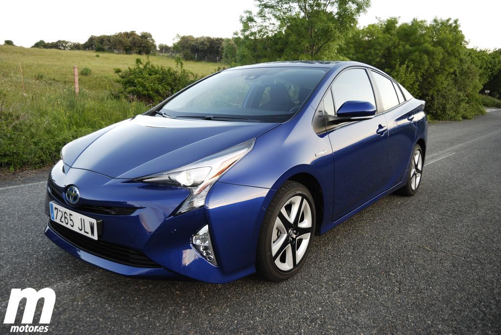 Prueba Toyota Prius: Conducción y dinámica (II)