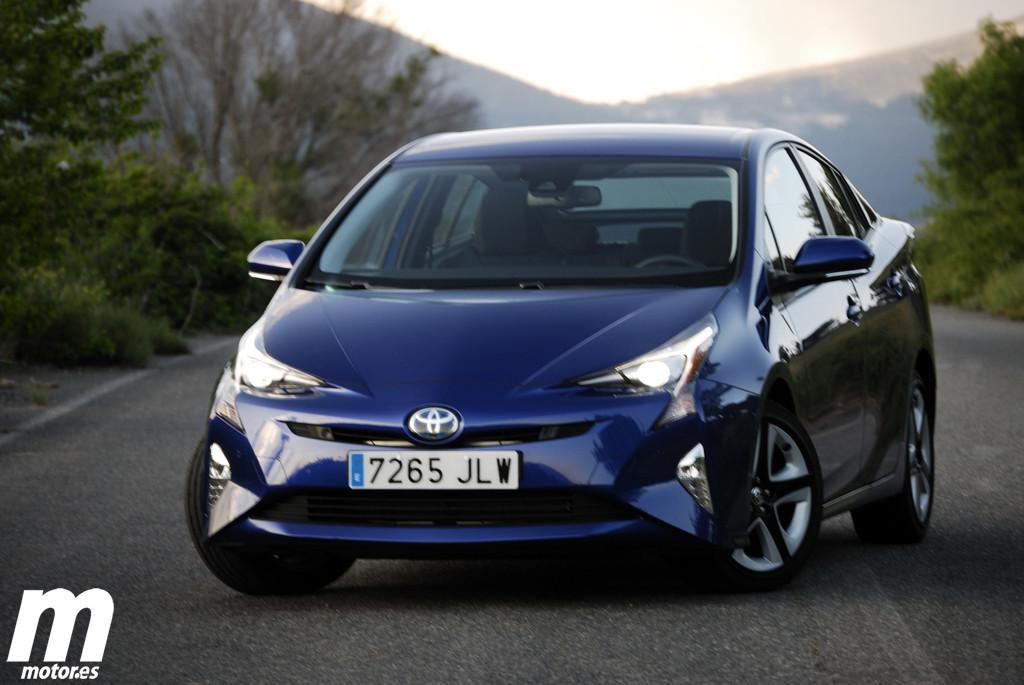 Prueba Toyota Prius: Exterior e Interior (I)