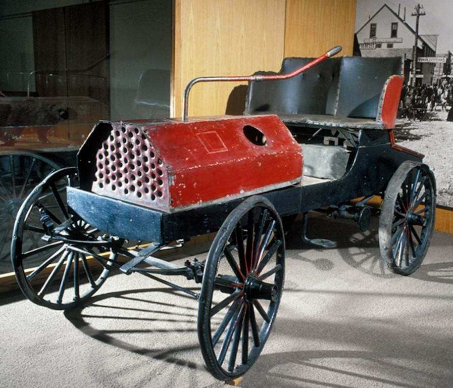 Sheldon Runabout, el primer coche de Alaska