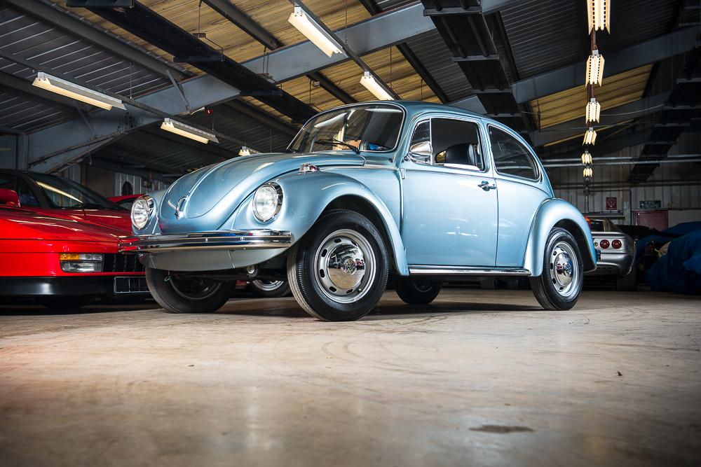 La historia del Volkswagen Escarabajo de 1974 con 90 Km que sale a subasta