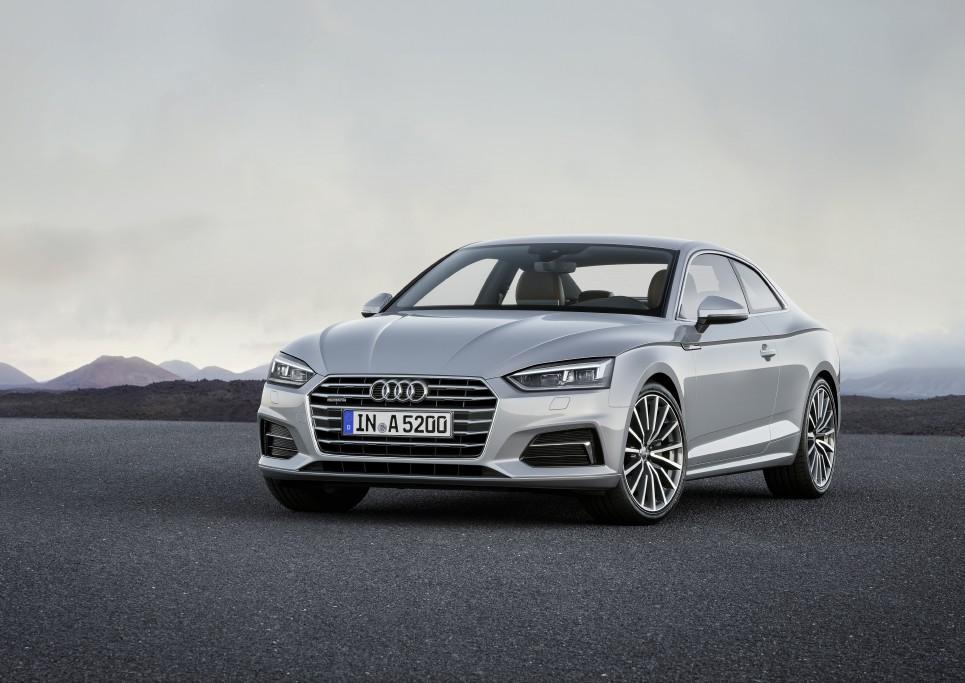 Audi A5 2016, la claves de una generación anunciada
