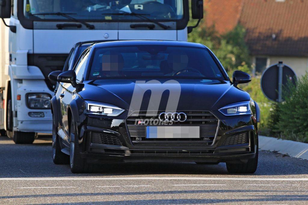 Audi RS5 2017, descubierto por completo el próximo rival del BMW M4