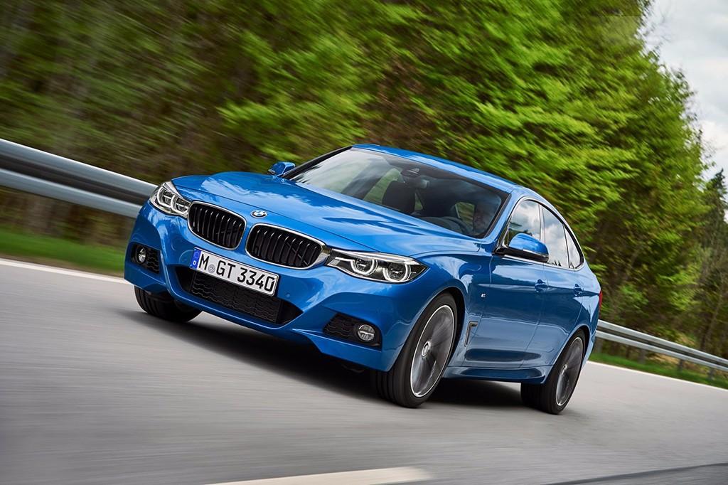 Nuevo BMW Serie 3 GT 2016, aunando elegancia, habitabilidad y deportividad
