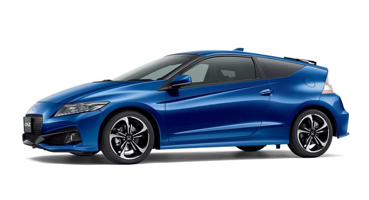 Adiós al Honda CR-Z en Japón, con la edición especial de despedida 'Final Label'