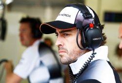 """Alonso: """"¿Presionar? Sólo me queda dar un puñetazo"""""""