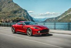 Aston Martin Vanquish Zagato Coupe: así es el modelo de producción, limitado a 99 unidades