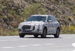 El Audi Q5 se muestra una vez más casi terminado