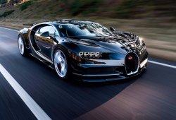Nos damos una vuelta en el Bugatti Chiron y alucinamos con sus 1.500 CV