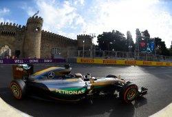 Cómo saca partido Mercedes a la limitación de presiones