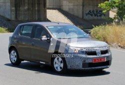 Los Dacia Sandero y Logan empiezan la senda del restyling
