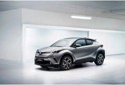 Así será la gama del Toyota C-HR: sólo tres niveles de acabado