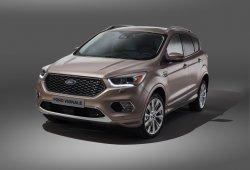 Ford Kuga Vignale, un acabado premium para el renovado SUV