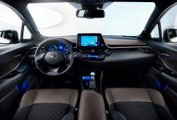 Toyota C-HR, te descubrimos el interior del esperado crossover