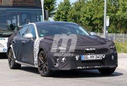El esperado Kia GT 2018 se deja ver por Europa