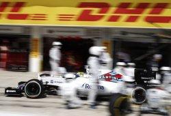 La clave del éxito de Williams en los pit-stops