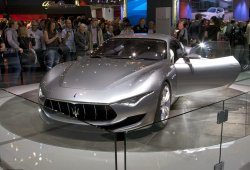 Maserati se fija en Tesla y no descarta un deportivo eléctrico para el año 2019