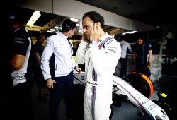 Massa se plantea dejar Williams, pero no la F1