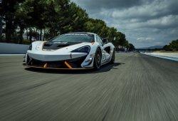 McLaren 570S Sprint, sólo apto para circuito