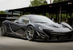 McLaren P1 LM, más que un P1 GTR homologado para calle