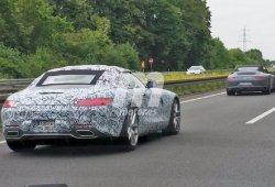 El Mercedes AMG GT Roadster descubierto por primera vez
