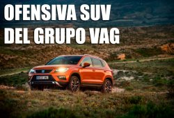 Ofensiva SUV del Grupo VAG