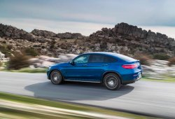 Precios del Mercedes GLC Coupé, disponible a partir de septiembre