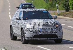 Range Rover Sport Coupe 2018, primeras imágenes del futuro rival del BMW X6