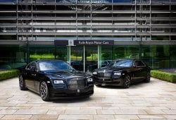 Rolls-Royce llevará a Goodwood la serie especial Black Badge