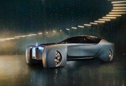 Rolls-Royce Vision Next 100, así es cómo ve el futuro la doble R