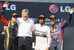 "Ross Brawn: ""No me planteo volver a la F1"""