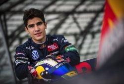 Sette Camara debutará con Toro Rosso