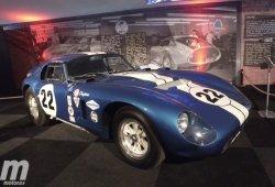 Shelby Cobra Daytona: el único que logro doblegar al Ferrari 250 GTO