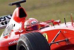 Vídeo: el día que Schumacher maravilló en Austria