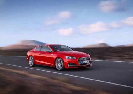 Audi S5 2016, la versión más deportiva ahora con una imagen más fresca y dinámica