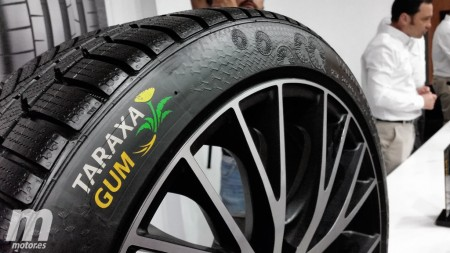 Neumáticos Continental con Taraxagum: el diente de león le dice adiós al caucho