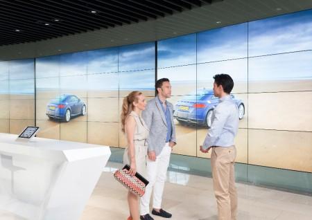 El ciberconcesionario Audi City en Estambul abre sus puertas