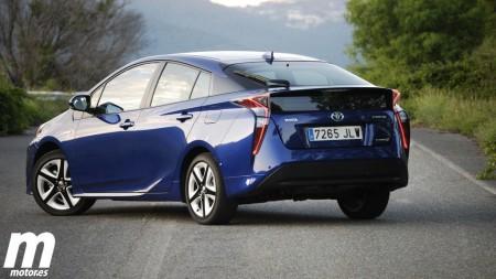 Prueba Toyota Prius: Equipamiento y conclusiones (III)