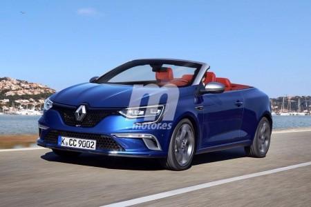 ¿Nos imaginamos un Renault Megane CC? ¡Perfecto para el verano!