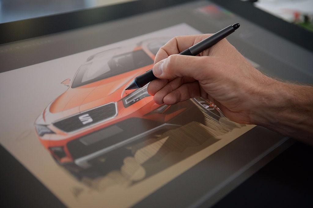 ¿Cuál es el proceso de diseño de un coche? Según SEAT, se tarda 1.400 días
