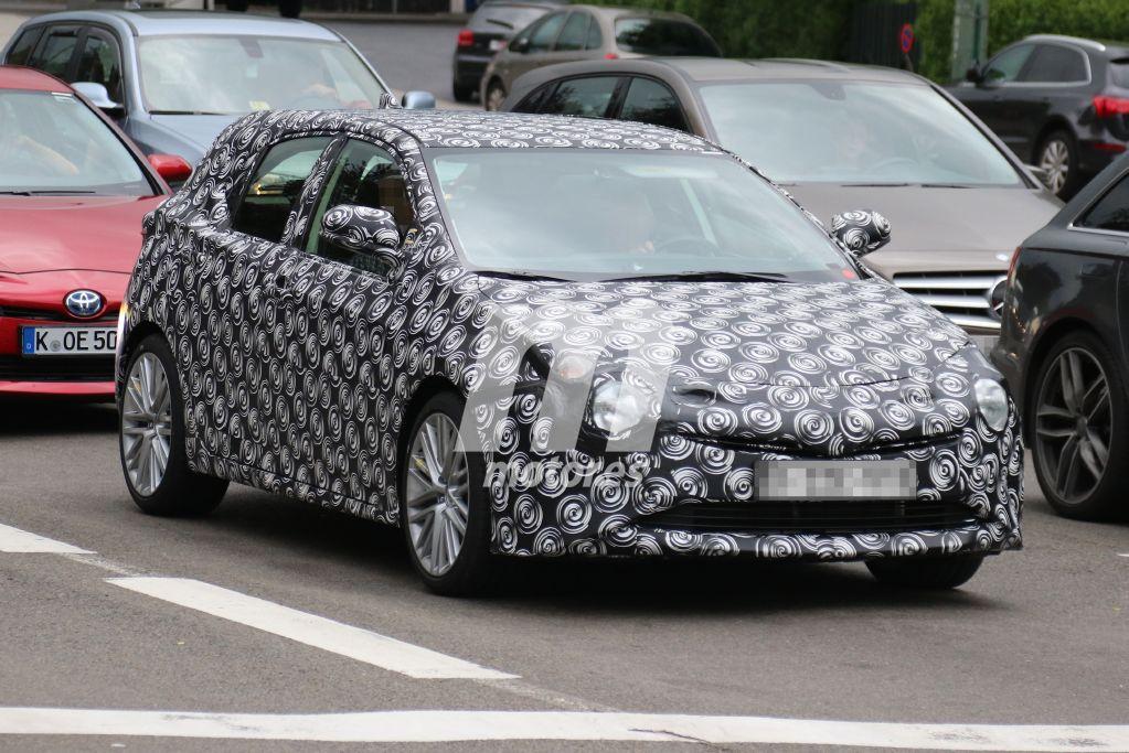 Se avecinan importantes cambios para el Toyota Auris 2017