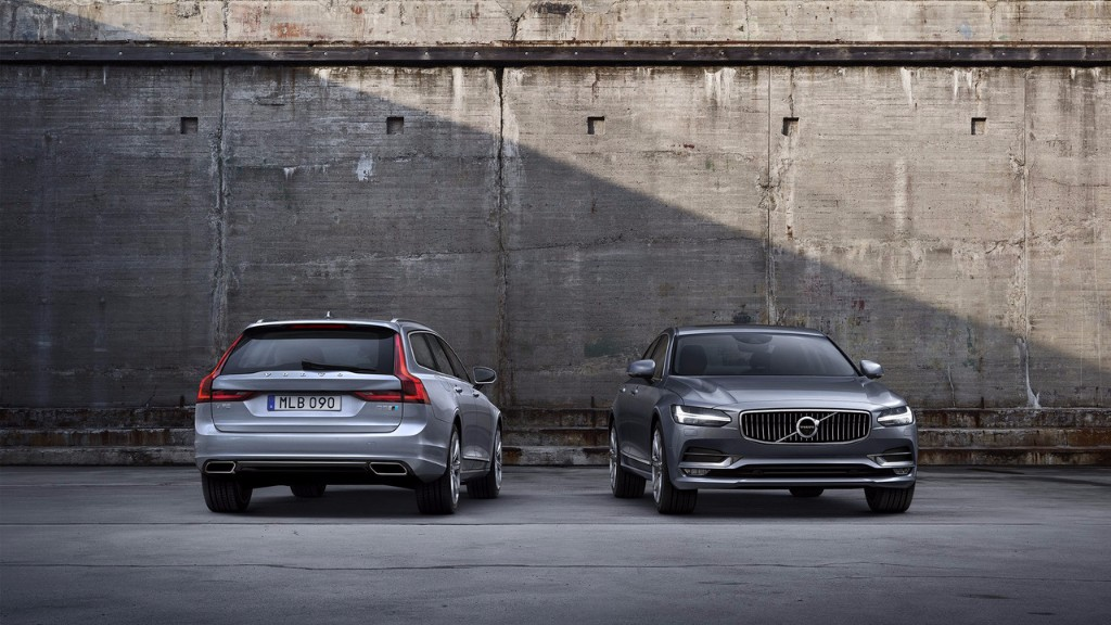Llegan los Volvo S90 y V90 Polestar Optimisation, mayor dinamismo para las berlinas suecas