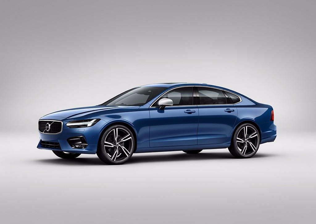 Volvo S90 y V90 R-Design, las versiones más deportivas de la gama