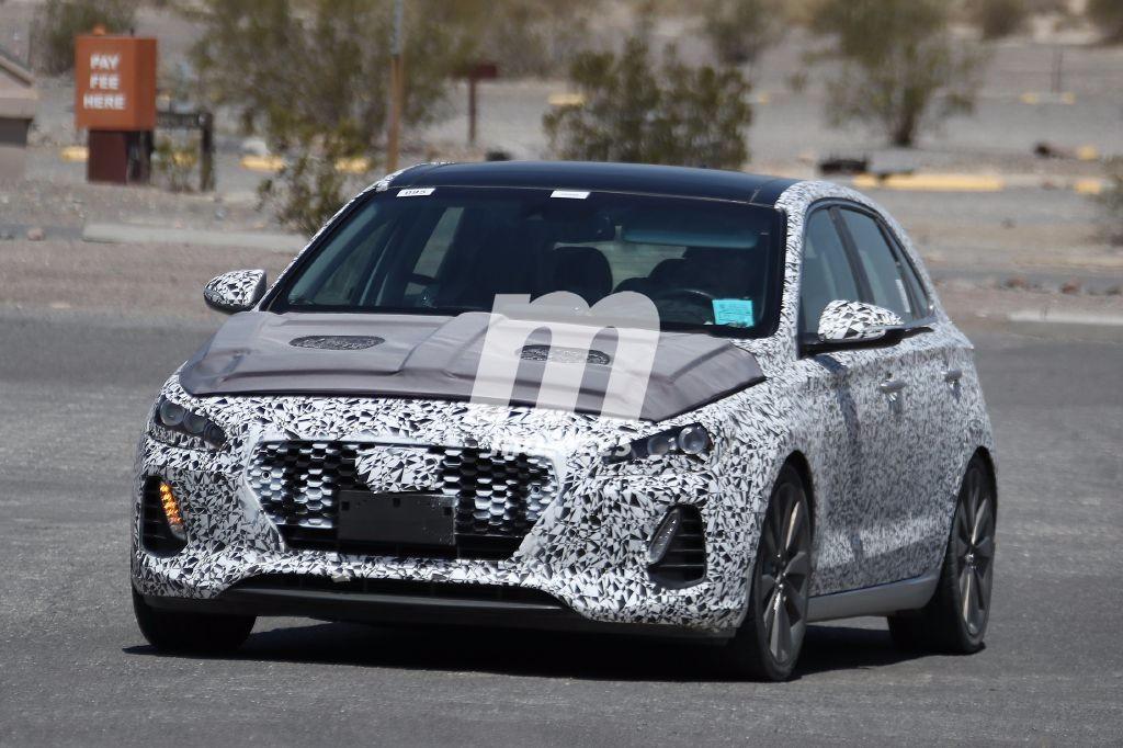 El Hyundai i30 N podrá equipar cambio automático con levas en el volante