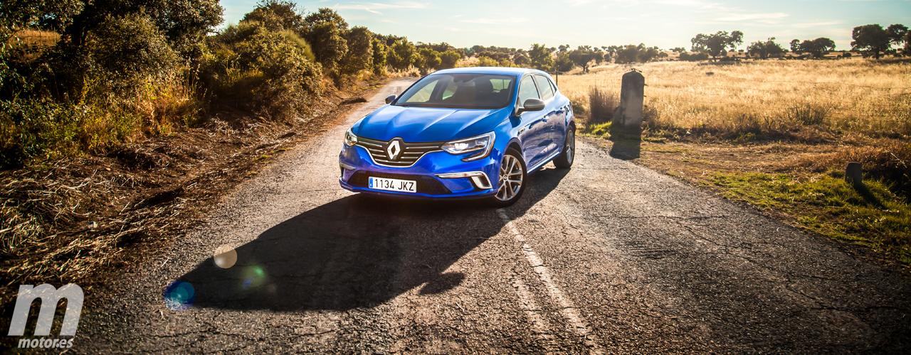 Prueba Renault Megane dCi 110 GT Line, cuidando cada detalle