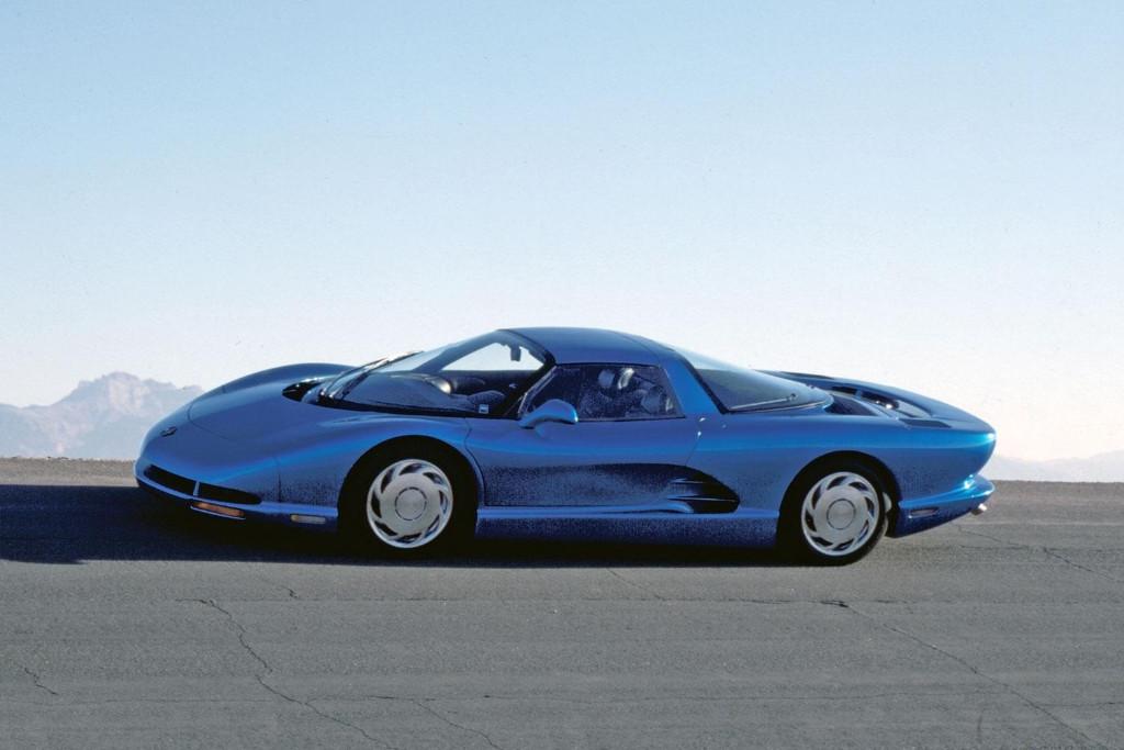 Se filtran nuevas pistas del nuevo Corvette de motor central