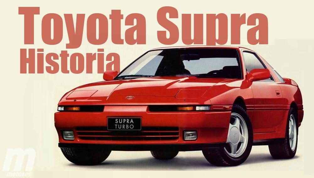 La inconclusa historia del Toyota Supra, el Gran Turismo japonés